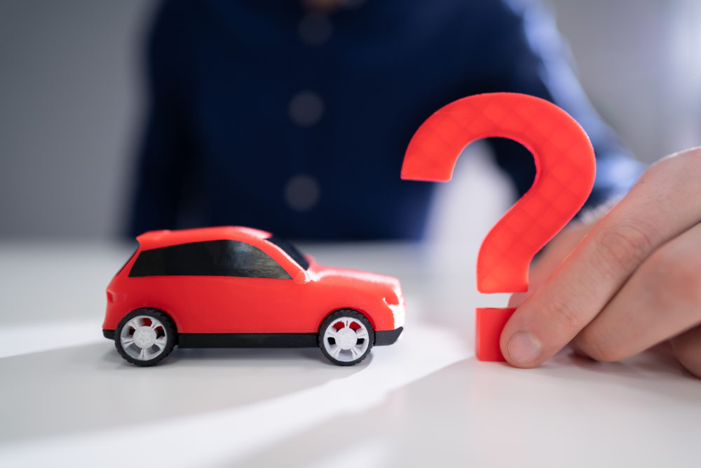 Questions to ask before signing up for a car loan